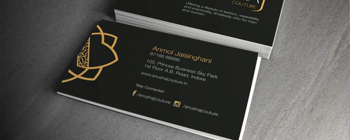 Business Cards, Brochures, Stationery Printing services in Mumbai and Indore